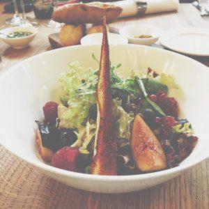 Amazing lunch at enitrestaurant Zurich with newinzurich  started withhellip
