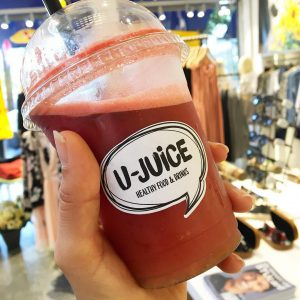 New fav juice! Visited ujuicezurich at Lwenstrasse for the firsthellip