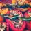 Peperoni mit Hackfleisch und Reis gefüllt
