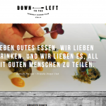 Pop Up Restaurant «Down To The Left» begeistert in Tiefgarage