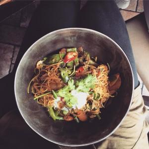 Having a lovely asian lunch at modissach  thanks eileenschuchhellip