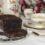 Brownie Cake mit flüssigem Kern
