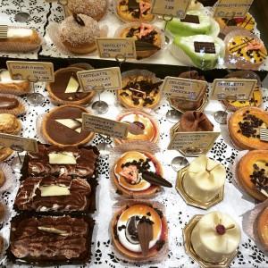 Uhm...a littlebit of everything, thanks! #bakery #paradise #sweetparadise #lecker #monaco…