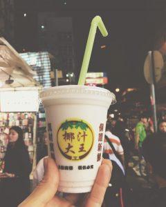 Hongkong memories thr best coconutmilk drink ever! what else wehellip
