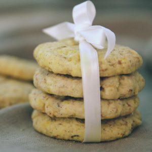 Vegan Lecker Mchtichjetzt MandelIgwer Cookies gelernt bei rootsandfriends vegan vegansweetshellip