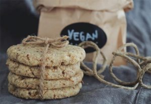 Vegan cookies yes please gingerlemon flavour and so easy tohellip