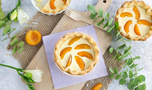 Aprikosen-Tartelettes