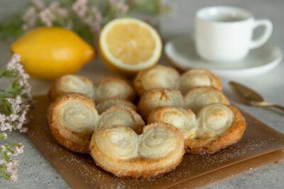 Prussiens mit Zitronengeschmack