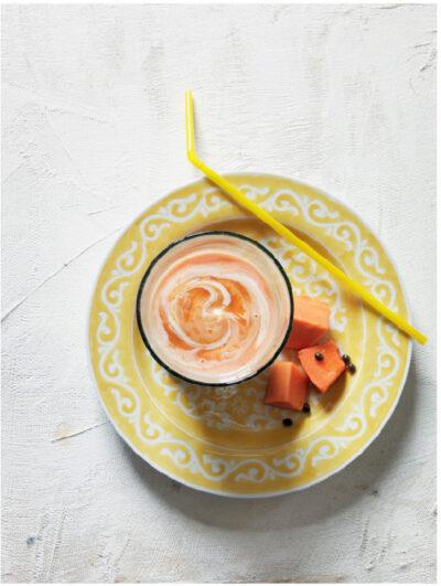 Papaya-Lassi Rezept von HILTL