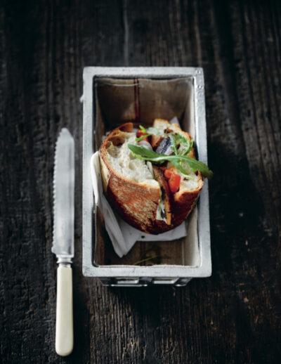 Portobello Road Sandwich by HILTL