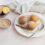 Frittierte Quarkbällchen mit Zimtzucker
